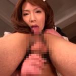 メイドコスプレでアナル舐めをする梓ユイの作品|尻穴に舌入れしているような仕草が超エロい!