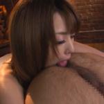 桜井あゆの舌入れアナル舐め作品|シミケンのケツ穴にズボズボとベロを突っ込むエロさに大興奮!