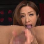 アナル舐めをするソープ嬢の朝日奈あかり|ケツ穴に舌入れでもしているようなご奉仕っぷりはエロい!
