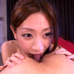アナル舐めをする前田かおりのアイポケデビュー作品|オマンコを刺激され潮吹きしなながらも3分以上に及び尻穴を愛撫!