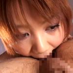 小坂めぐるの舌入れアナル舐め手コキ動画 -ナースコスプレで約4分間に渡ってケツ穴にベロを突っ込む肛門愛撫-