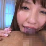 橋本ありなの舌入れアナル舐め動画 -尻穴にベロを挿入する際、微かに響く唾液音が激エロ-