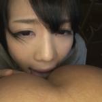 アナル舐めをする女子高生の鈴村あいり -制服のコスプレを着て教室でネットリとした尻穴愛撫-