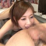 前田かおりのアナル舐め動画、マットプレイにて舌先で的確に肛門を愛撫する