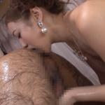 吉澤友貴のアナル舐め手コキ動画、ご奉仕精神に溢れた肛門愛撫は物凄く気持ち良さそう