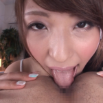 【画像込み】秋山祥子のアナル舐め 尻穴への舌入れは無いけど抜群なカメラアングルによる肛門責め!!